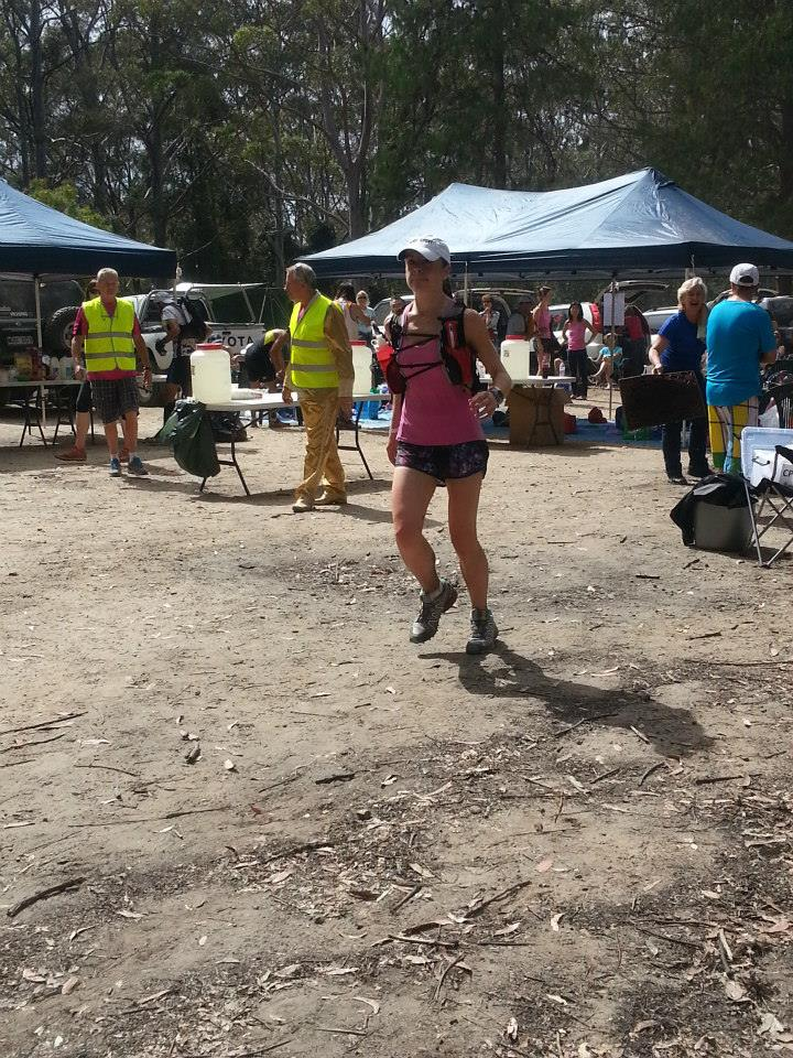Aileen coming into CP1