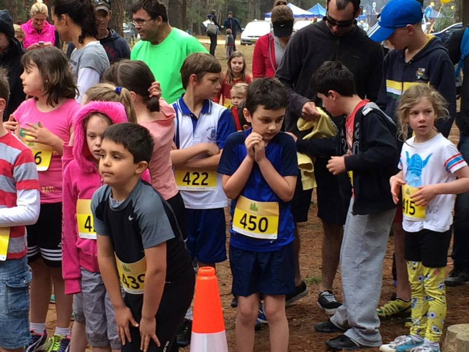 Alex 1km kids