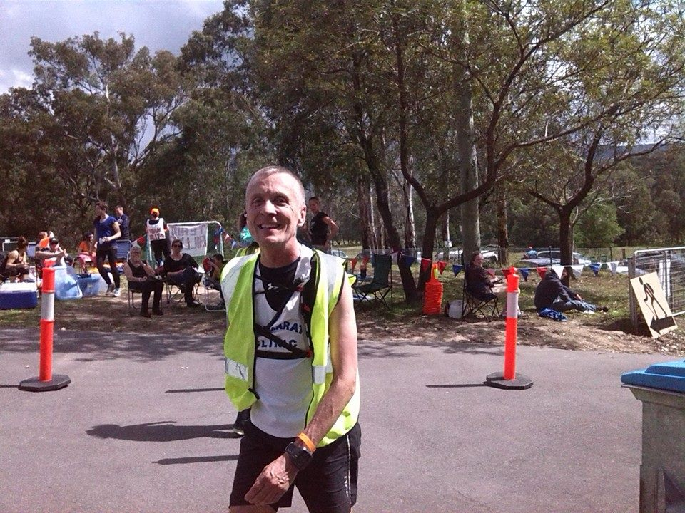 Kieron Blackmore at CP2. Another cracking run by a lovely bloke