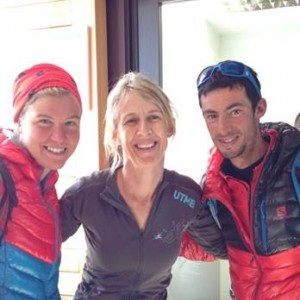 3 famous trail runners - yeah right!