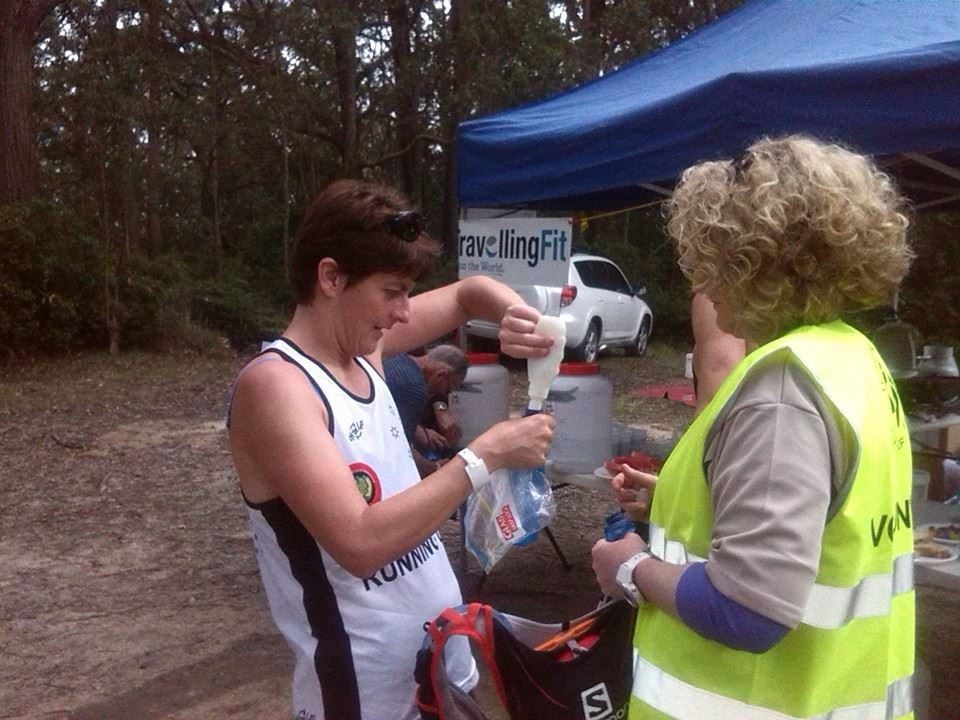 Kirrily Dear at CP1