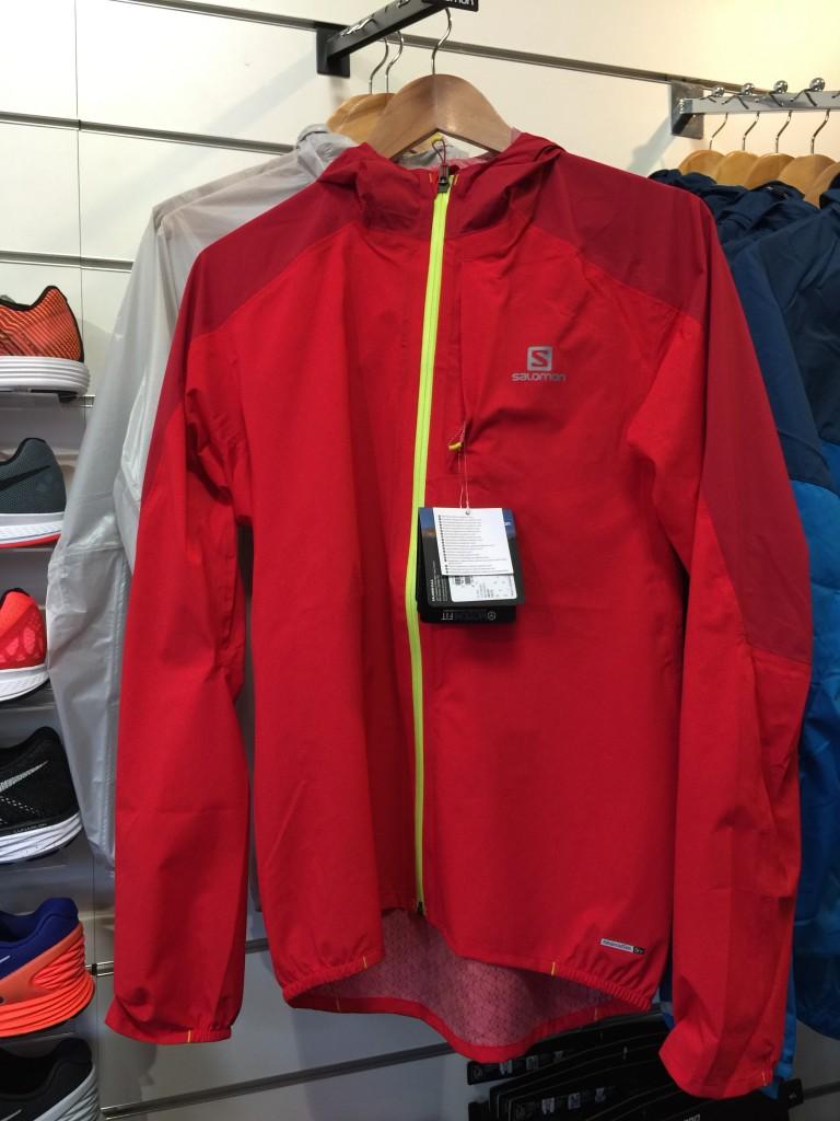 Salomon Bonatti Jacket