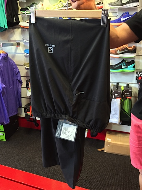 Salomon Bonatti Waterproof Pants