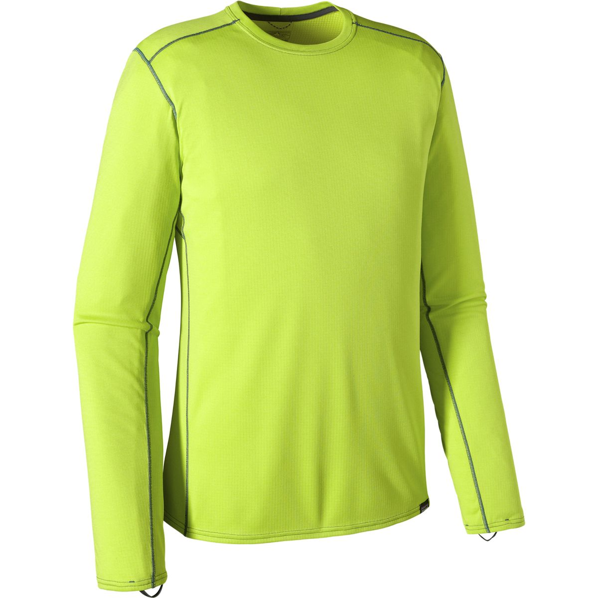 Patagonia capilene mens long sleeve top
